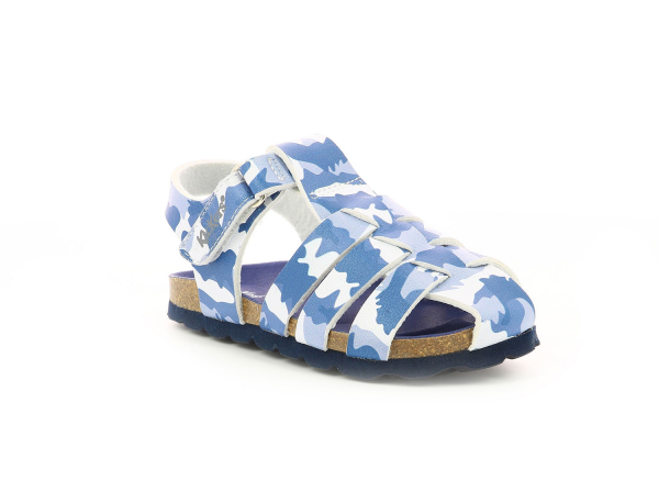 SUMMERTAN BLUE CAMOUFLAGE
