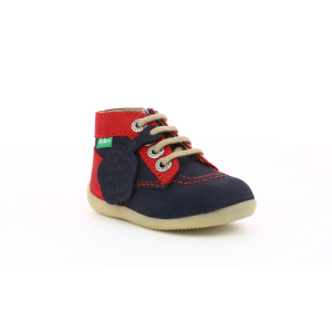 Kickers BONZIP-2 NAVY OTHER