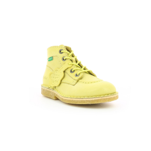 Kickers KICK LEGEND LIGHT YELLOW