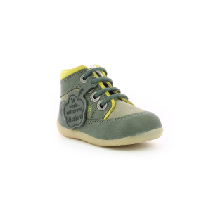 Kickers BIBOY-2 KHAKI GREEN