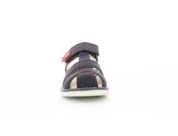 PEPSTER NAVY RED