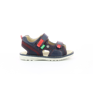 Kickers PEPPER NAVY RED
