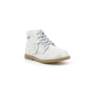 Kickers KOUKLEGEND BLANCO LEOPARDO