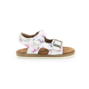 Kickers FUNKYO WHITE BUTTERFLY