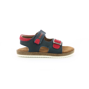 Kickers FUNKYO NAVY RED