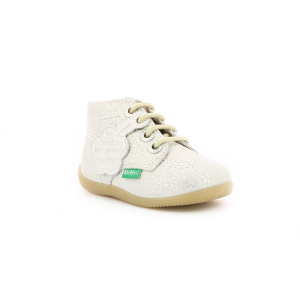 Kickers BILLY-2 WHITE LEOPARD
