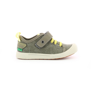 Kickers ZHOU KHAKI GREEN
