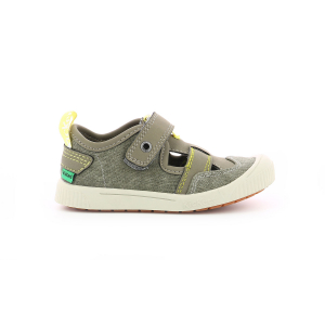 Kickers ZUT KHAKI GREEN