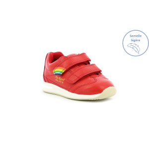 Kickers KICK 18 BB ROJO RAINBOW