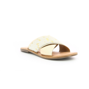 Kickers DIAZ-2 BEIGE GOLD