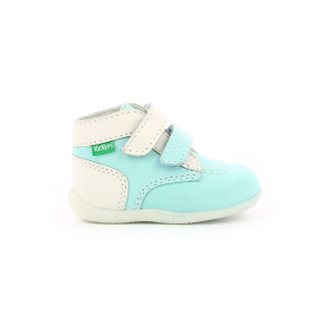 Kickers BONKRO-2 BLUE WHITE