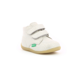 Kickers BILLY VELK BLANCO LEOPARDO