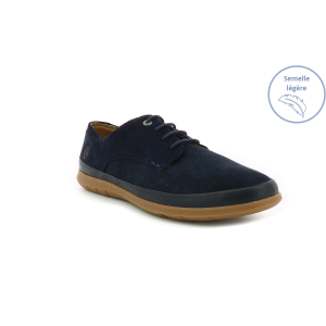 Kickers LAYSE NAVY HONEY SOLE