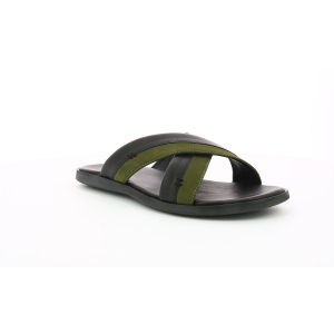 Kickers MOOBY BLACK KHAKI