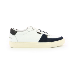 Kickers SNIKLAN WHITE NAVY BLACK