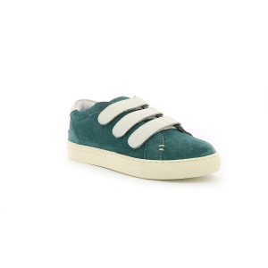 Kickers SNIKVY PRUSSIAN BLUE WHITE