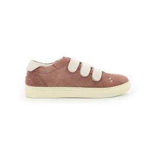 Kickers SNIKVY OLD PINK WHITE
