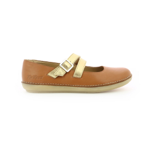 Kickers FAUSTY CAMEL GOLD
