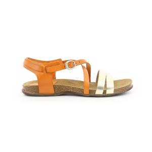 Kickers ANATOMIUM ORANGE GOLD METAL