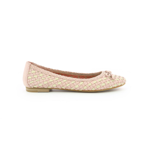 Kickers BATIKA BRAIDED PINK WHITE