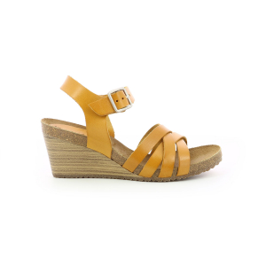 Kickers SOLYNA YELLOW SAFFRON
