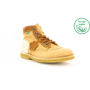 Kickers KICK LEGEND BEIGE CAMEL BLANCO