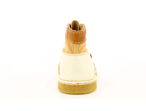 KICK LEGEND BEIGE CAMEL WHITE