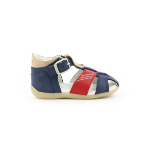 Kickers BOGOZ NAVY RED OFF WHITE