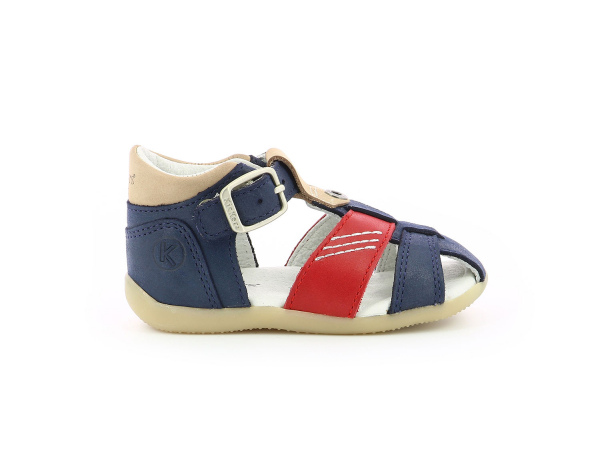 BOGOZ NAVY RED OFF WHITE