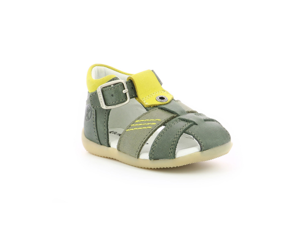Kickers BOGOZ KHAKI GREEN