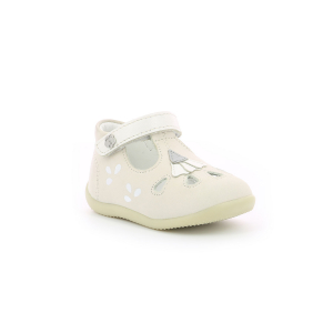 Kickers BLUPINKY WHITE SILVER