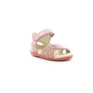 Kickers BICHETTA LIGHT PINK SILVER