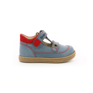 Kickers TACTACK AZUL ROJO