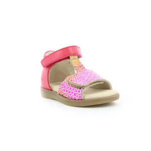 Kickers GIUSTICIA BEIGE ROSE MULTICOLOR