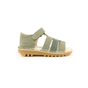 Kickers NEOPY KHAKI GREEN