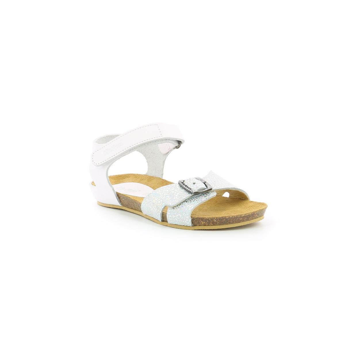Chaussures Enfant BOBBUN BLANC Kickers