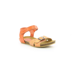 Kickers BOBBUN ORANGE CLAIR