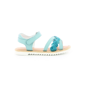 Kickers SHARKKY TURQUOISE REPTILE