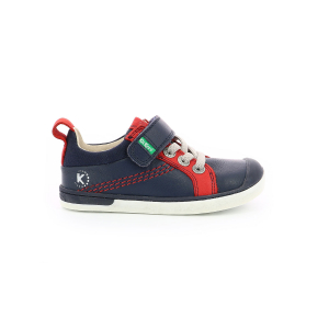Kickers IROUO NAVY RED