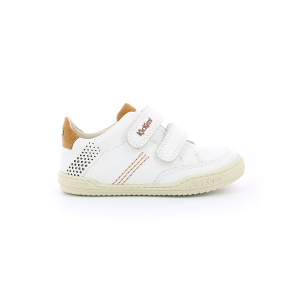 Kickers JOUO WHITE CAMEL