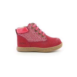 Kickers TACKLAND ROSE FONCE LEOPARD