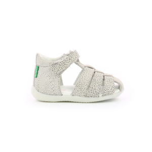 Kickers BIGFLO-2 WHITE LEOPARD