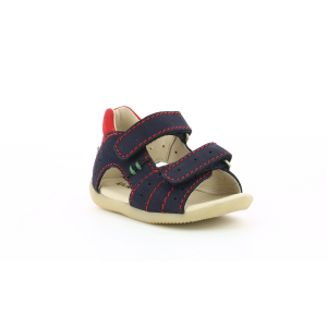Kickers BOPING-2 NAVY RED
