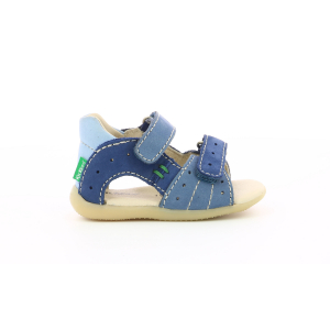 Kickers BOPING-2 BLUE TRICOLOR
