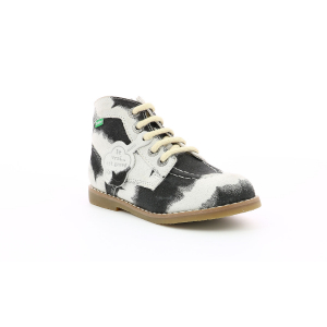 Kickers KOUKLEGEND NOIR TIE AND DYE