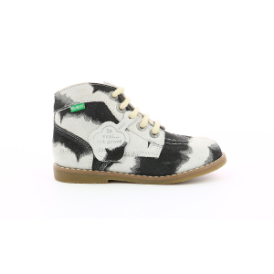 Kickers KOUKLEGEND NOIR TIE AND DYE (28-38)