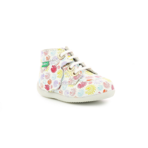Kickers BONZIP MULTICOLOR ESTAMPADO