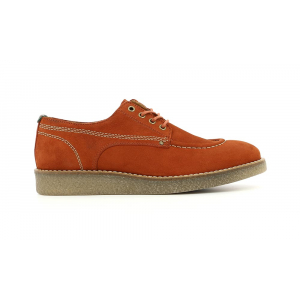 Kickers ZELAND ORANGE ROUILLE