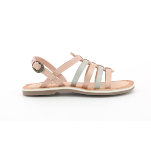 Kickers DIXON PINK METALLIC