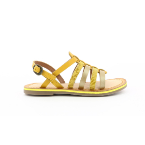 Kickers DIXON JAUNE SERPENT